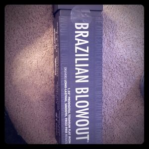 Brazilian Blowout flat Iron